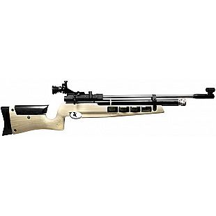 Carabine AIR ARMS - Air Precomprimé / PCP -  401 Biathlon - Plombs 4,5 mm / 10 joules