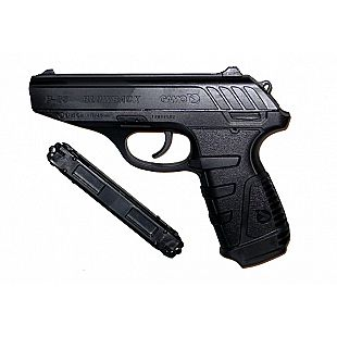 Pistolet GAMO - Co2 - P 25 Blowback - Plombs 4,5 mm