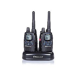 Talkie Walkie MIDLAND - Pack de 2 G7 PRO model export