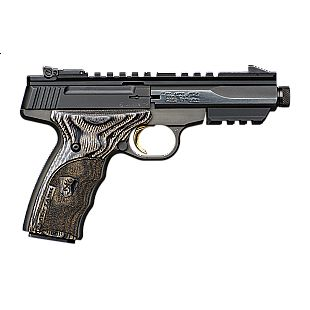 Pistolet Browning Buck Mark Black Label Fileté 22lr